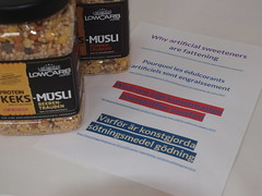 Layenberger LowCarb Mesli (kbrumann) Tags: cubes lowcarb sucre nutrition muesli muskelaufbau layenberger proteinmuesli