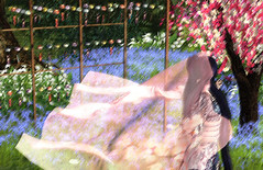 Windblown (Sheila Yoshikawa) Tags: spring may secondlife windchimes 2016 furin sheilayoshikawa frogsgarden