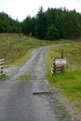 single track (a-r-a-55) Tags: scotland schottland glenlyon grosbritannien