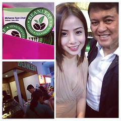 My Inaanak and Kaye (verniece_ph) Tags: kaye micho mika kika shakedrill manila blogging bloggers unite bloggersunite cff ccf pinay pinoy philippines unitedstates