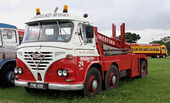 Foden Breakdown Malcolm Sample Somerfield Frank Hilton IMG_3125 (Frank Hilton.) Tags: bus classic car vintage bedford lorry trucks erf morris tractors albion commercials foden atkinson aec fergy