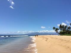 Lahaina (Melita S.A.) Tags: ocean beach maui lahaina