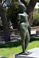 TORS DE L'ESTIU (1911), d'Arístide Maillol (Yeagov_Cat) Tags: 1911 2016 arístidemaillol barcelona catalunya miradordelpalaunacional montjuïc nufemení torsdelestiu escultura