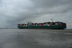 Triton (DST_9580) (larry_antwerp) Tags: costamare container triton 9728916 antwerp antwerpen       port        belgium belgi          schip ship vessel        schelde