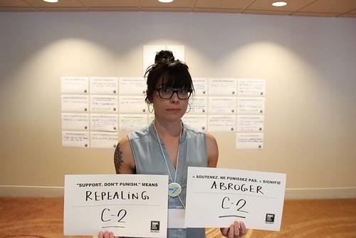 2016-06 Canada activists
