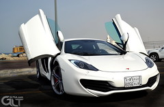 Mclaren MP4-12C exterior wants to fly (@GLTSA Over a million views) Tags: auto white cars car canon photography photo nikon exterior image photos interior images mclaren saudi autos jeddah rim rims saudiarabia iphone worldcars mp412c