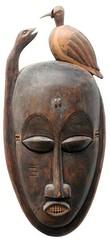 10Y_0902 (Kachile) Tags: art mask african tribal ctedivoire primitive ivorycoast gouro baoul nativebaoulmasksaremainlyanthropomorphicmeaningtheydepicthumanfacestypicallytheyarenarrowandfemininelookingincomparisontomasksofotherethnicitiesoftenfeaturenohairatallbaoulfacemasksaremostlyadornedwithvarioustrad