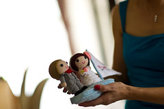 The mother of the bride (saplanet originals™) Tags: weddingreception weddingdolls weddingdecoration crochetdolls