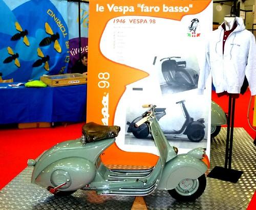 Piaggio Vespa 98 1946