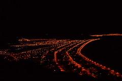 mi lugar en el mundo (maca simoes) Tags: en mi lights luces noche paisaje el villa mundo lugar rt tilly rada chubut nocturno
