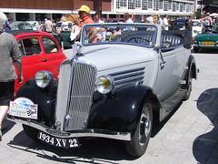 Renault Monaquatre cabriolet 1934 (chrispit1955) Tags: auto car renault monaquatre tourdebretagneautomobile2010