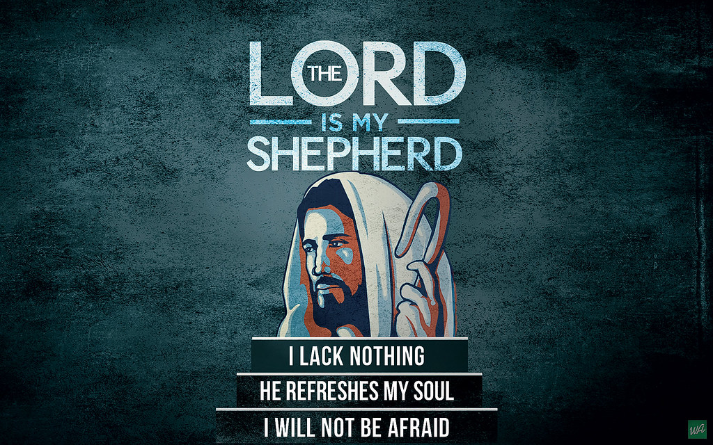 My Shepherd Wallpapers Avenue Tags God Laptop Faith Jesus Christian Desktops
