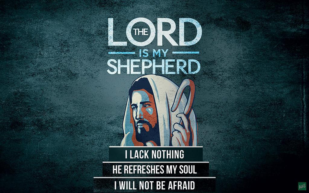 My Shepherd Wallpapers Avenue Tags God Laptop Faith Jesus Christian Desktops