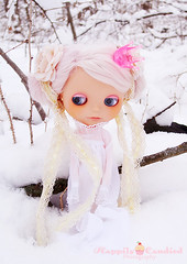 Briar Pinkinshire Wears the Snowy Forest