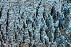 Argentina - Mt Tronador Ascent - 60 - lines of crevasses (mckaysavage) Tags: mountain ice argentina geotagged mt glacier mount mountaineering crevasse bariloche alerce tronador