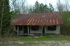 Old House in Alabama