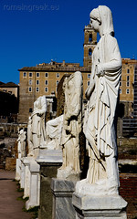 """House of the Vestals • <a style=""""font-size:0.8em;"""" href=""""http://www.flickr.com/photos/89679026@N00/6834156942/"""" target=""""_blank"""">View on Flickr</a>"""