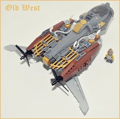 Old West (Gilclio) Tags: lego general steampunk grievous gilclio