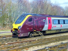 XC Voyagers crosscountry  trains Bristol