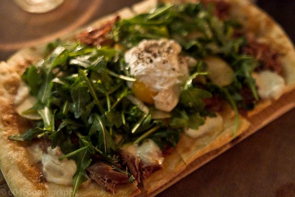 Flat Bread @ House Guest