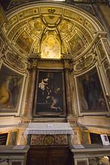 "Sant'Agostino - Madonna dei Pellegrini del Caravaggio • <a style=""font-size:0.8em;"" href=""http://www.flickr.com/photos/89679026@N00/6864067309/"" target=""_blank"">View on Flickr</a>"