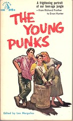 The Young Punks (Covers etc) Tags: fiction art design pyramid paperback cover american 1950s bookcover jd juveniledelinquent