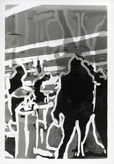 img003 (MadeleineLaura) Tags: white black film print grey negative draw drawn