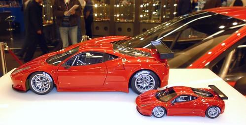 Mattel Ferrari 458 Italia GT2