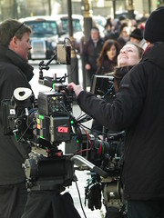 'Skyfall' Film Crew