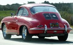 Porsche 356 (3) (Photo Nut 2011) Tags: california car sandiego porsche freeway