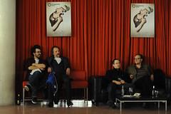 photoset: Tanzquartier Wien: Gelatin Party (17.2.2012, Halle E, MQ)