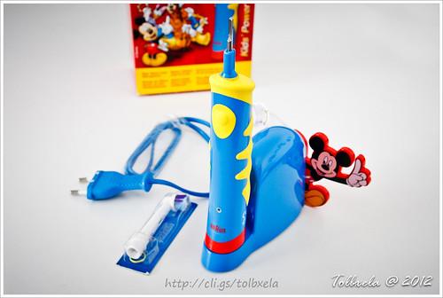 ebay disney braun oralb electrictoothbrush productphotography mickeymaus mickymaus elektrischezahnbürste