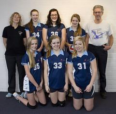 2011 Meisjes B2 - Tr. Aletta Gerrits