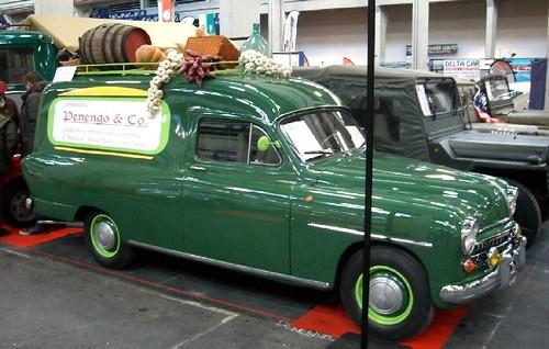 Fiat 1400 furgone