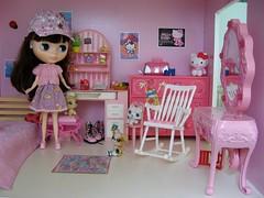 Colette love pinks
