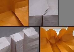 Shadow Box guide (2/7) (mr.origami) Tags: original shadow brown dan model origami pattern mr display box daniel models case directions guide cp crease diagrams kareshi mrorigami