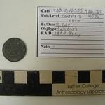 "<b>1983.13VB535.926.32</b><br/> Coin; 1890 Penny, Seth Richards House<a href=""http://farm8.static.flickr.com/7180/6941421925_6d3f6e11a0_o.jpg"" title=""High res"">∝</a>"