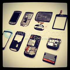 Blackberry Torch 9800: DURING (ReviveYouri) Tags: pink blue red orange white black color green broken notebook mirror blackberry laptop torch repair swap kit lcd shattered unlock shatter evo 4g lenovo plating iphone jailbreak htc 9800 unlocked revive ipad digitizer iphone4 iphone3giphone3gs ipad2 iphone4s