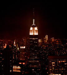 Empire State Building (Surrealplaces) Tags: newyorkcity building state empire empirestatebuilding