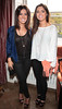 Lottie Ryan and Bonnie Ryan pictured at the US Fitzpatrick Hotels New York New Evening at Residence Private Members Club Dublin...Picture