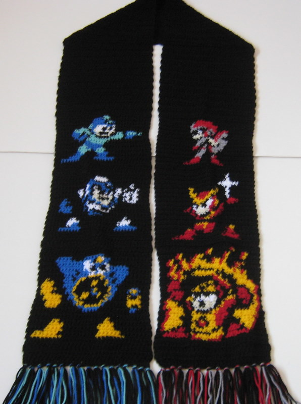 The Worlds Newest Photos Of Crochet And Megaman Flickr Hive Mind