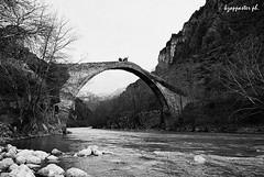 Konitsa (kzappaster) Tags: bridge bw river samsung greece pancake 16mm ifn stonebridge nx epirus zagori konitsa mirrorless aoos nx100 samsungnx100 compactsystemcamera 16mmf24