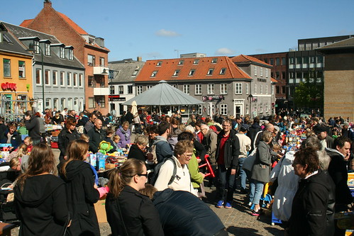 Many people in Roskilde