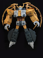 Cartoon Style Unicron