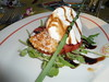 Savor the Avenue. Vic & Angelos Caprese Salad