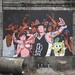 Whoop whoop, Vanilla Ice street art, the gathering of juggalos, the Hotstepper street artist