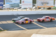 Super Stocks Qualifying, Sunset Speedway (Richard Wintle) Tags: ontario canada racing innisfil motorsport autosport stockcar qualifying superstocks shorttrack sunsetspeedway