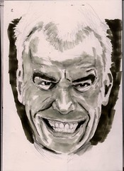 Fire Walk With Me (Jim_V) Tags: portrait ink sketch bob twinpeaks firewalkwithme marker possession leylandpalmer