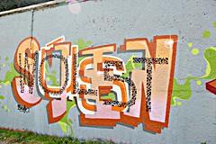 Pref (STEAM156) Tags: uk england streetart london art graffiti photo travels photos united towers kingdom artists walls pref trelik steam156 wwwlondongraffititourscom