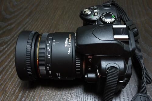 シグマ 50mm F2.8マクロレンズ(Nikon Fマウント) (13)